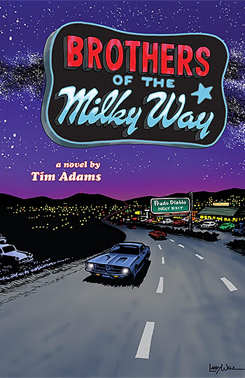 Book cover: Brothers of the Milky Way